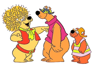Webrock Lyrics - Help! It's the Hair Bear Bunch